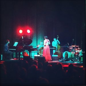 Quinteto Sílvia Pérez Cruz